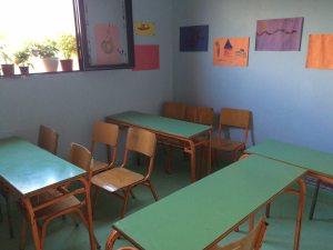 classroom camp